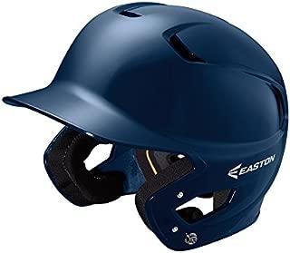 Easton Z5 2.0 Batting Helmet Solid Color Series | Baseball Softball | 2020 | Dual-Density Impact Absorption Foam | High Impact Resistant ABS Shell | Moisture Wicking BioDRI Liner | Removable Logo