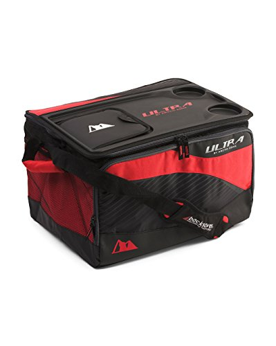 Arctic Zone Ice Cold Ultra Cooler 50 Can Table Top Lid Red Folds Flat California Innovations Red Buy Online In Botswana At Botswana Desertcart Com Productid 15577329