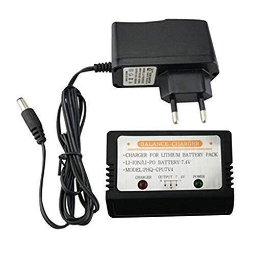 YUNIQUE DEUTSCHLAND 2-in-1 7.4v Li-Po Akku Batterien Ladegerät für Syma X8 X8c X8g X8hg X8hw X8hc