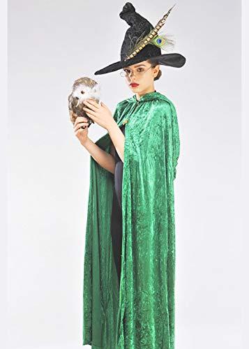 Boland Erwachsenen McGonagall Style Hexe Kostüm Kit