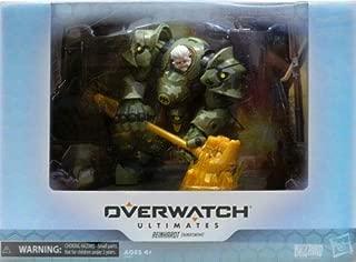 Overwatch SDCC 2019 Hasbro Exclusive ULTIMATES Reinhardt 6