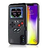 Retro Game Case für iPhone, Chu9 3D Schutzhülle mit 36