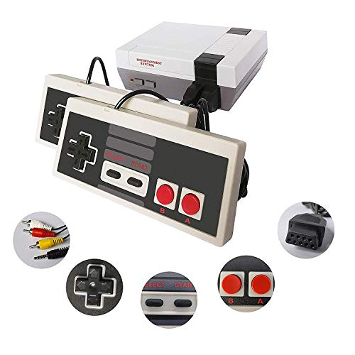 Kogll - NES620system Classic MINI Console Built-In Games List