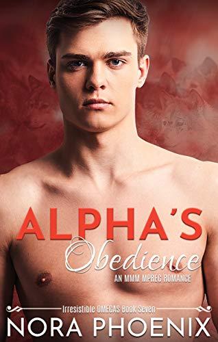 La Obediencia del Alpha de Nora Phoenix