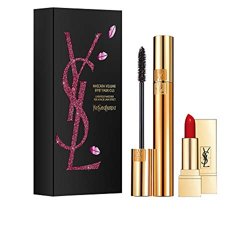 Yves Saint Laurent Yves Saint Laurent Cosmetics Gift Set 7.5Ml Mascara + 3.8G Lipstick