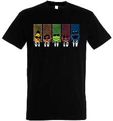 Pampling Camiseta Reservoir Muppets – Barrio Sésamo – Reservoir Dogs