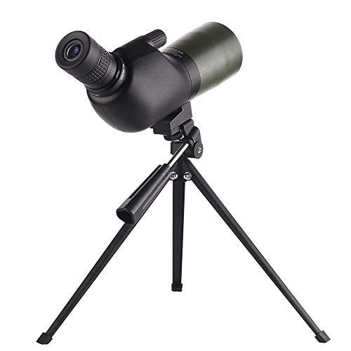 LFDHSF Telescopio, Binoculares Cámara 36x50 Zoom Binoculares de Lente única Gafas de visión Nocturna de Alta definición para Hacer Turismo