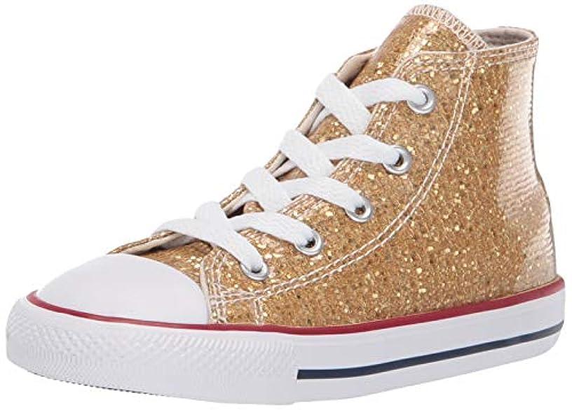 Converse Kids Infants' Chuck Taylor All Star Sparkle High Top Sneaker
