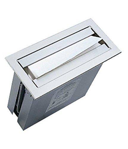 BOBRICK B-526 TrimLine - Expendedor de toallitas de papel para montaje en encimera de lavabo