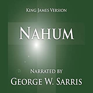 The Holy Bible - KJV: Nahum audiobook cover art