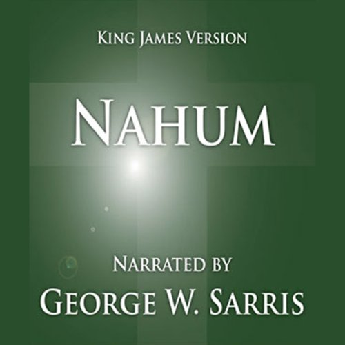 The Holy Bible - KJV: Nahum audiobook cover art