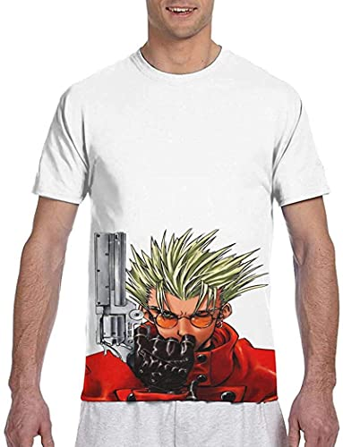 Wndxfhdscd Yugioh Card Pile Pattern Graphic Camisetas de manga corta para hombres