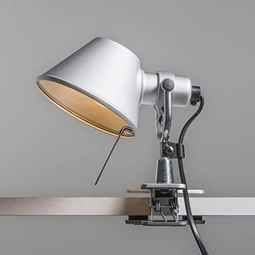 Lampe Artemide Tolomeo Pinza aluminium - Halo