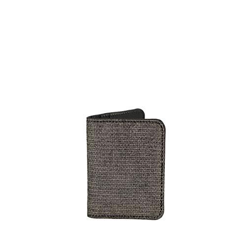 C-oui - Porta carte in pelle Shanghai, 39 metallo