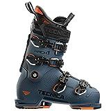 Tecnica Men's Mach1 MV Mid Volume 120 All-Mountain Ski Boots, Dark Avio, 29.5