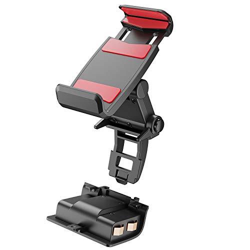 Cell phone battery holder _image0