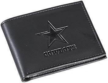 Team Large discharge sale Sports America Leather Dallas Cowboys Special Campaign Wallet Bi-fold