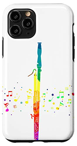 iPhone 11 Pro Retro Marching Band Bassoon Case