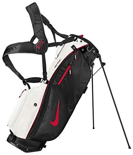 NIKE Golf Stand Bag - Air Hybrid, Sports, Lite - Unisex (Sport LITE - Platinum (5-Divider))
