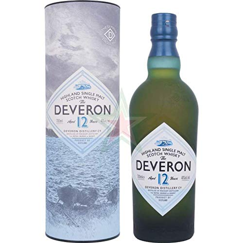 The Deveron 12 Years Old 40,00% 0,70 Liter