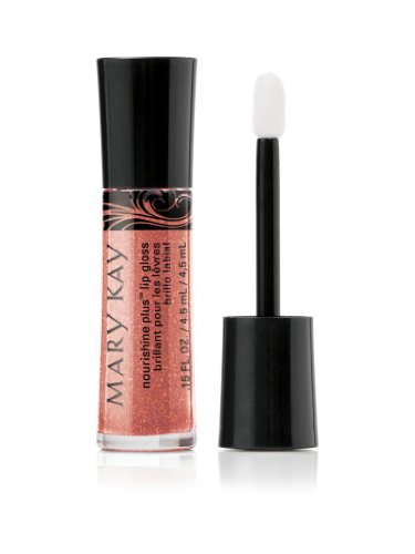 Mary Kay NouriShine Plus Lip Gloss Fancy Nancy