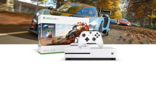 Consola Xbox One S, 1TB + Forza Horizon 4 - Bundle Edition