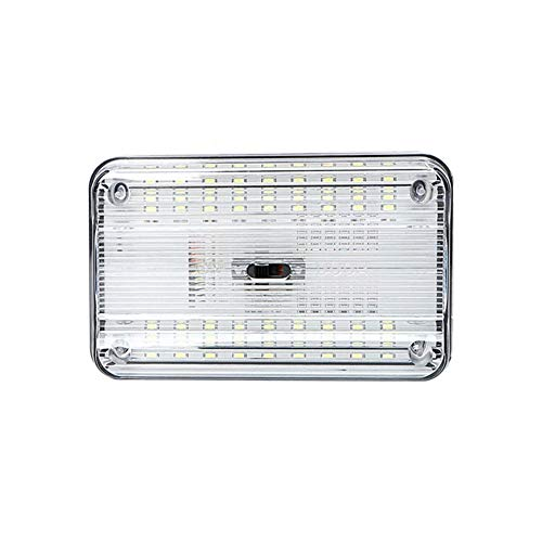 12V 36 LED Coche de vehículo Luz Interior, Techo de cúpula Lectura de Techo Tronco Lámpara de Luz de Coche Bombilla Coche de Estilo