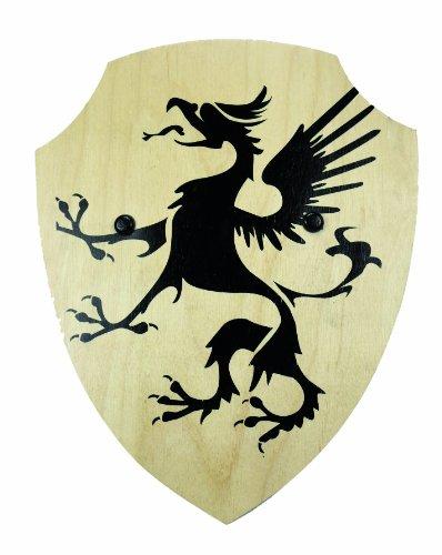 Le Coin des Enfants 23745 Dragon Wood Shield