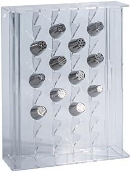 Martellato Clear Plexiglass Display Holder Stand