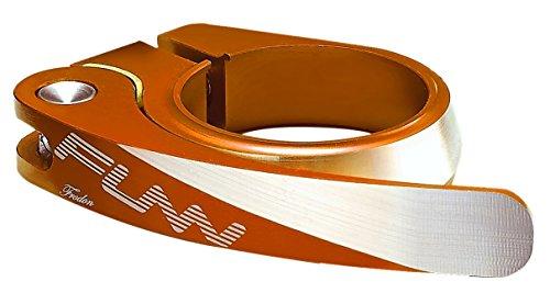 Funn(ファン) フロードン(Frodon)クイックリリースタイプのシートクランプ(オレンジ, 内径:34.9ミリメートル)