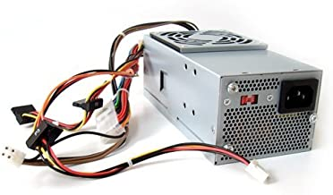 Genuine DELL 250w Small Form Factor (SFF) Power Supply PSU For the Dell Inspiron 530s, Inspiron 531s, Vostro 200(Slim), 200s, 220s, and Studio 540s Small Form Factor (SFF) Systems, Identical Dell Part Numbers: 43F30, 6423C, H058N, H7NF9, H852C, H856C, J038N, K423C, N038C, P163N, P164N, XW602, XW603, XW604, XW605, XW783, XW784, YX298, YX299, YX301, YX302, YX303, Compatible Model Numbers: DPS-250AB-28 B, 04G185021200DE, PS-5251-5, TFX0250D5W, DPS-2