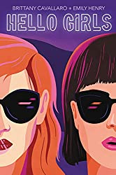 Hello Girls by Emily Henry book cover