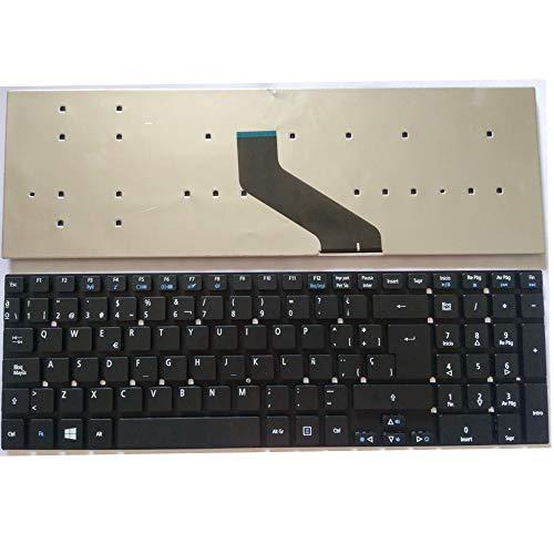 IFINGER Teclado ESPA/ÑOL Packard Bell EASYNOTE LJ67 LJ61 Nuevo Negro