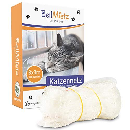 BellMietz -  ® Katzennetz für