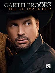 Garth brooks: the ultimate hits (pvg) piano, voix, guitare