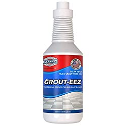 ✔️ Grout-eez is a heavy-duty professional strength cleaner that will take years of grime off of your grout (No need to spend lots of money trying different products that don't work... eliminate the frustration of trying to find the right product) ✔️ ...