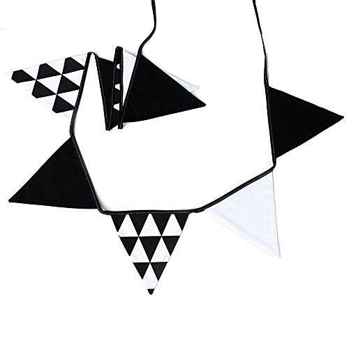 FUNwithMUM Guirnalda - Black&White