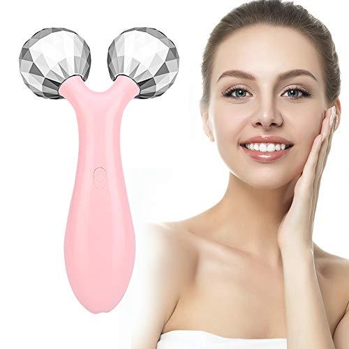 CGBF-Y Shape 3D Rouleaux Massage Des Visage Électrique Masseur de Levage Du Visage Body Massager Soin de La Peau Body Minceur Serrage Raffermissement