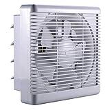 XZJJZ Ventilation Fan - Booster Duct Fan Axial Fan, Intake Exhaust Inline Ventilation Fans for House in Hose