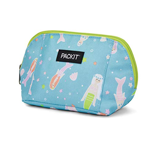 PackIt Freezable Snack Bag, Mermaids