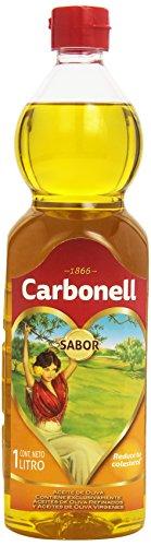 Carbonell - Aceite de oliva - 1 l - [pack de 5]