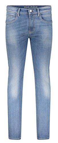 Preisvergleich Produktbild MAC Jeans Herren Hose Arne Pipe Workout DENIMFLEXX 36 / 32