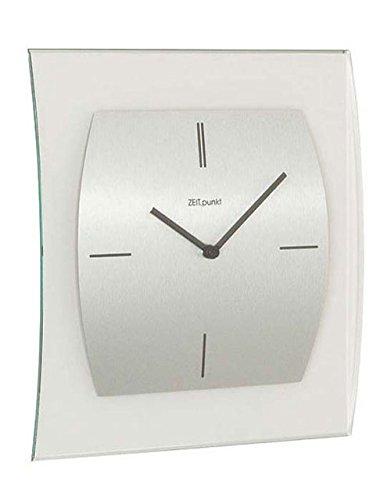ZEIT.punkt 12/4085/22-738 Relojes de Pared Modernos Vidrio