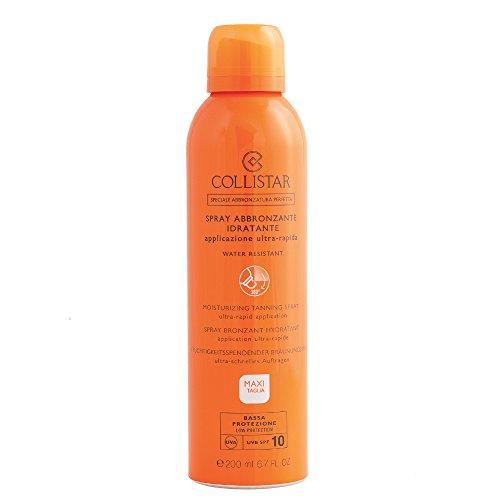 Collistar - PERFECT TANNING SPF10 moisturizing spray 200 ml