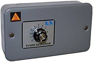 Heatlight regulador–hlvr de 2–Adecuado para calefactor de infrarrojos hasta 3KW