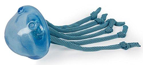 PETGARD Hundespielzeug Qualle zum einfrieren Chill Out - Floating I'sea Monster Jellyfish - L
