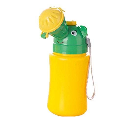Zhongke Portable Enfant Toilette D'urgence Bébé Extérieure WC Enfant Urinoir Pot Étanche Camping Out Activités Voyage Potty Formation Fille
