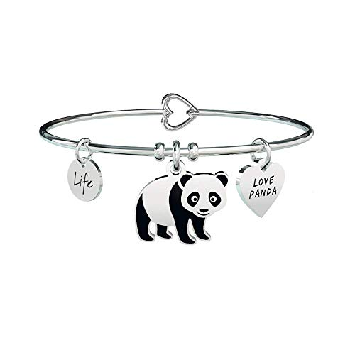 Panda Equilibrio, Unica, Argento