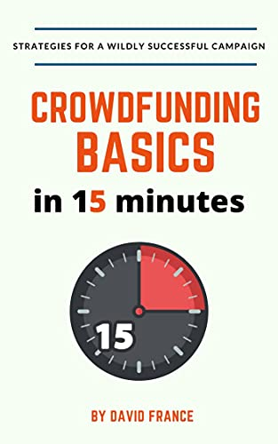 Crowdfunding Basics in 15 Minutes: Strategies for a Wildly Successful Campaign (English Edition)