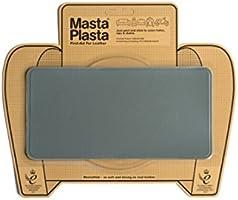 MastaPlasta - Toppa Grigio autoadesiva per la riparazioni di Pelle. Scegli Dimensioni/Design. Pronto Soccorso per...